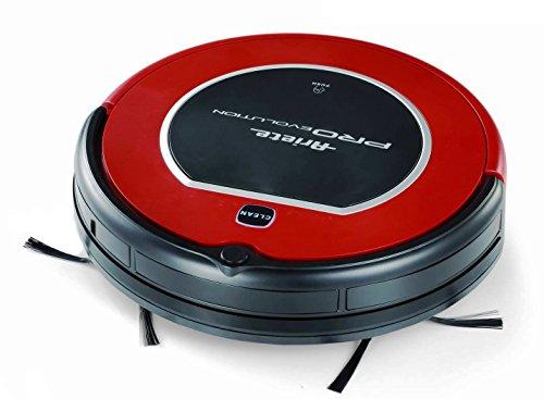 Ariete 2713 Pro Evolution Redline Robotic Vacuum Cleaner, 25 W