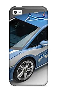 linJUN FENG(kmkORnR5910WRjHs)durable Protection Case Cover For Iphone 5c(bugatti Car )