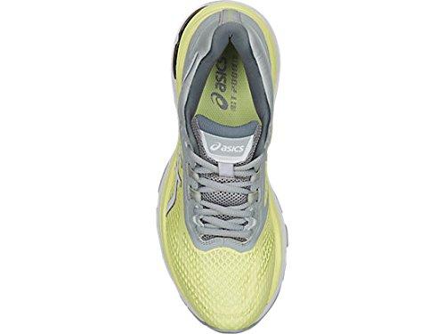 ASICS Women's GT-2000 6 Running Shoe, Limelight/White/Mid Grey, 5 M US by ASICS (Image #7)