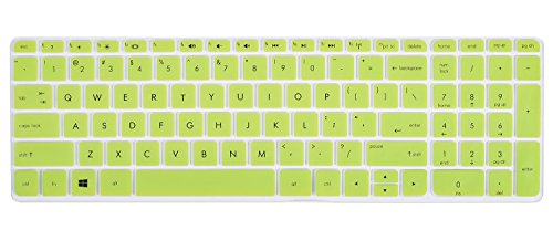 CaseBuy Keyboard Cover for HP 15-b 15-d 15-e 15-f 15-g 15-j