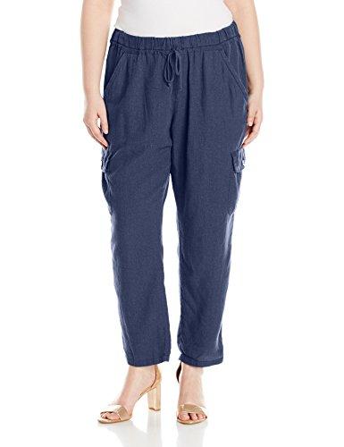 Linen Ankle Pants - 4