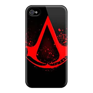 Bumper Hard Cell-phone Case For Iphone 6plus With Custom High Resolution Assassins Creed Pictures Best-phone-covers
