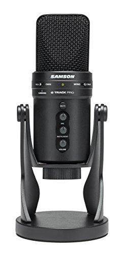 9. Samson G-Track Pro