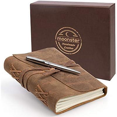 leather-journal-gift-set-handmade