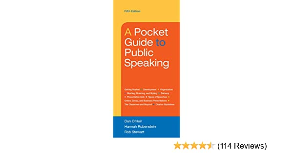 A pocket guide to public speaking kindle edition by dan ohair a pocket guide to public speaking kindle edition by dan ohair hannah rubenstein rob stewart reference kindle ebooks amazon fandeluxe Image collections