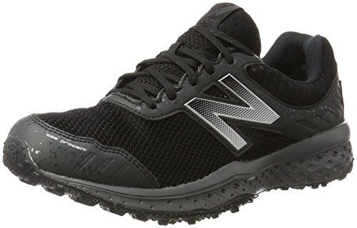 New Balance Herren Mt620 Traillaufschuhe Schwarz (Black)