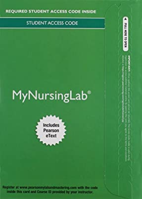MyNursingLab with Pearson eText -- Access Card -- for Berman, Kozier and Erbs Fundamentals of Nursing
