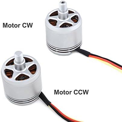 CCW Accesorios Originales Repuestos para dji 2312A Phantom 3 2312ACCW Alician Exquisito Motor 2312A CW Forward