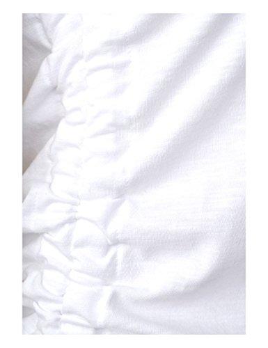 10000 Canottiera Cecil Donna Bianco White wfAqSYq