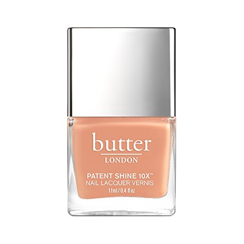 butter LONDON Patent Shine 10x Heritage Collection Nail Lacquer, Tea With The Queen, 0.4 fl. oz. (Best Butter Nail Polish Colors)