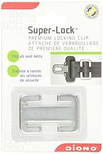 Diono Super Lock, Silver