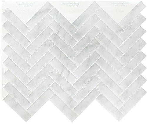 peel-impress-24028-grey-marble-herringbon-self-adhesive-backsplash-tile-4-pack-11-x-925