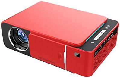 ミニプロジェクター1080Pネイティブ解像度1280 * 720、1080Pおよび170インチディスプレイをサポート、ホームシアター用のHDMI/USB/SD/VGA/TVスティック/