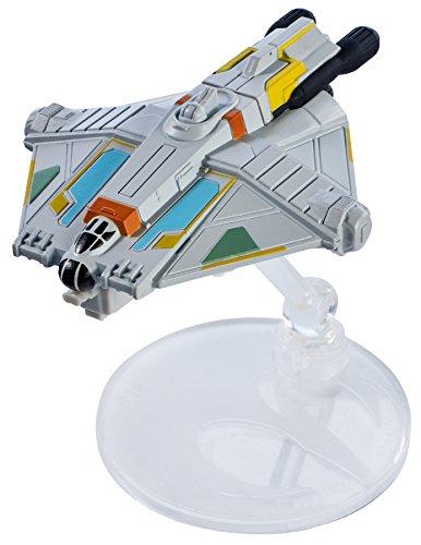 Hot Wheels Star Wars Rogue One Starship Vehicle, Ghost (Star Wars Starship)