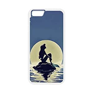 New Style Mermaid Image Phone Case For iPhone 6,6S Plus