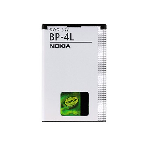 Nokia BP-4L 1500mAh Battery for Nokia 6650, E61i, E63, E71, E71x, E72, E73 Mode, E90 Communicator, N97, N810 Tablet and N810 WiMAX Edition phone models -
