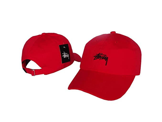 STUSSY adjustable strapback hat cap drake yeezy rihanna snapback ... b3220e7a310