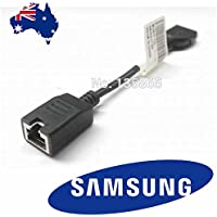 Samsung Genuine LCD TV ETHERNET Cable BN39-01154L RJ45 Network Dongle Adapter