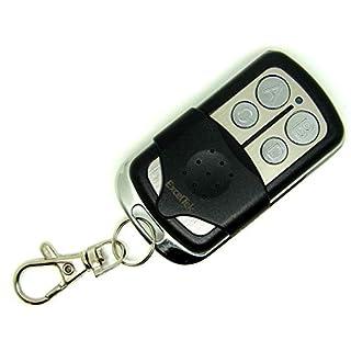 garage door opener remote keychain. ExcelTek Compatible Garage Door Remote Control With Purple Learn Button Liftmaster Chamberlain Craftsman 370LM 371LM 373LM Opener Keychain I