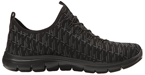 Sneaker Black Women's 2 Skechers Insight Flex 0 Appeal xPpUW8Ywq