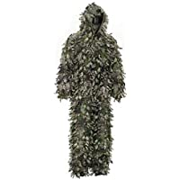 North Mountain Gear 3D Ghillie Suit Hunting Camo...