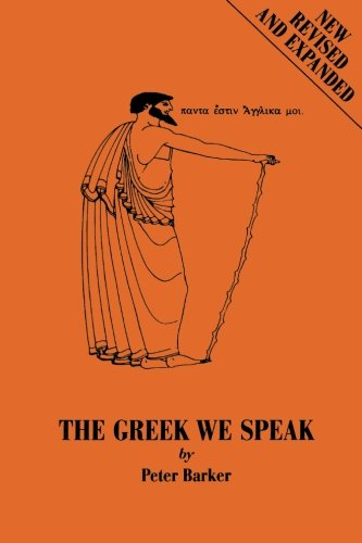 Greek We Speak (Greek Language) by Bristol Classical Press