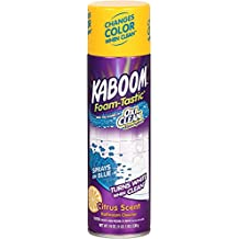 Kaboom Foam-Tastic with Oxiclean, Citrus, 19 Ounce