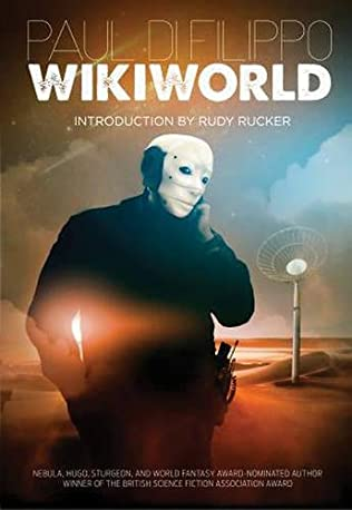 book cover of Wikiworld