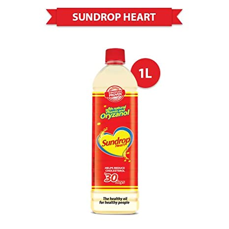 Sundrop Heart Blended Oil, 1l