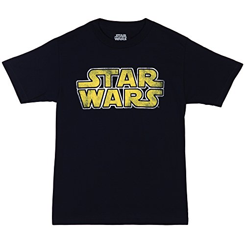 Star Wars Mens Logo T Shirt