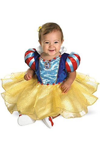 [Disguise Snow White Infant Costume-12-18 Mo] (Princess Costumes For Babies)