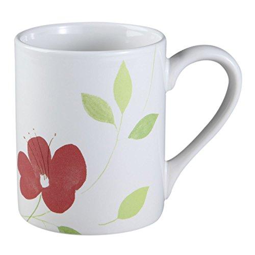 Corelle Lifestyles Garden Paradise 11 Ounce Stoneware Mug (Set of 12) (Garden Paradise Corelle compare prices)