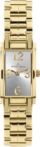 Jacques Lemans Louisiana 1-1396F Ladies Metal Bracelet Watch