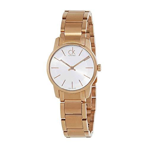Calvin Klein Women's Quartz Watch K2G23646 (Watch Women Ck For)