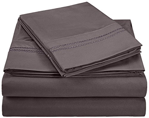 super-soft-light-weight-100-brushed-microfiber-queen-wrinkle-resistant-4-piece-sheet-set-charcoal-wi