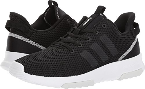adidas Neo Women's CF Racer TR W Road-Running-Shoes,Black/Black/Grey One,7.5 Medium US