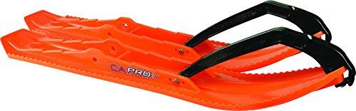 C&A Pro Boondock Extreme BX Skis - Orange 399-7710 by Pro-C