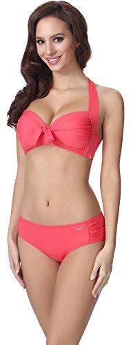 Merry Style Womens Push Up Bikini F20 (Pattern-228,