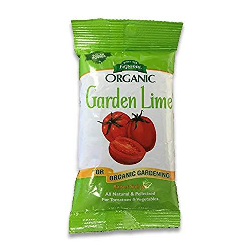 Tomatoes Lime - Burpee Organic Granular Garden Lime, 8 oz 8 oz