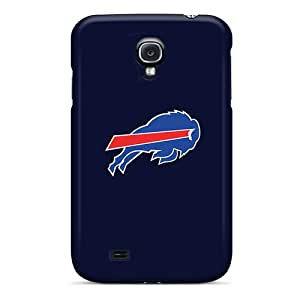 Ultra Slim Fit Hard ChanceTom Case Cover Specially Made For Galaxy S4- Buffalo Bills