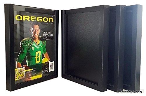 Magazine Display Case Magazine Display Frame for Standard Sized Magazines - Lot of 4