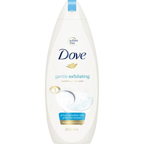 Dove Body Wash, Gentle Exfoliating, 22 ()