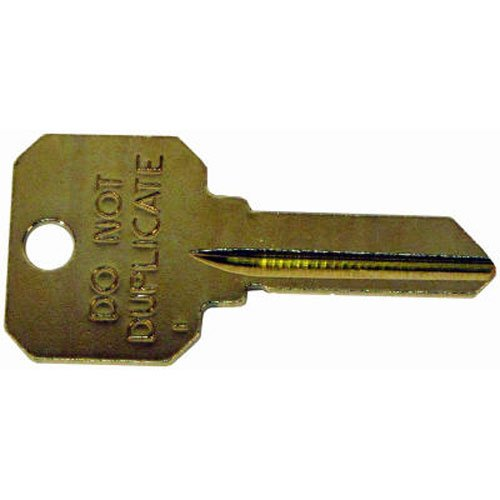 Kaba Ilco DND-SC1 SC1 Schlage DND Key Blank (Pack of 50)