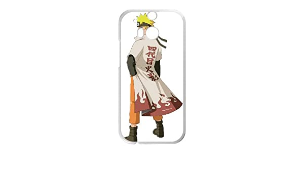 naruto Road To Ninja HTC One M8 Cell Phone Case White Clgmm ...
