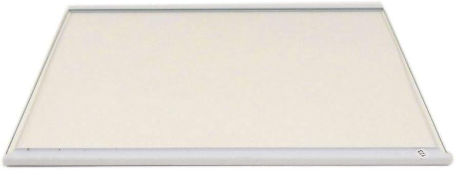 Whirlpool W11130202 Refrigerator Glass Shelf Genuine Original Equipment Manufacturer (OEM) Part