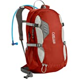 Camelbak Products Rim Runner Hydration Backpack, Brick/Dove, 100-Ounce