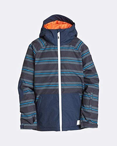 Billabong Big' All All Day Boys Insulated Snow Jacket, cali Blue, L ()