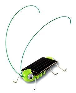 OWI - Frightened Grasshopper Kit - Solar Powered - OWI-MSK670