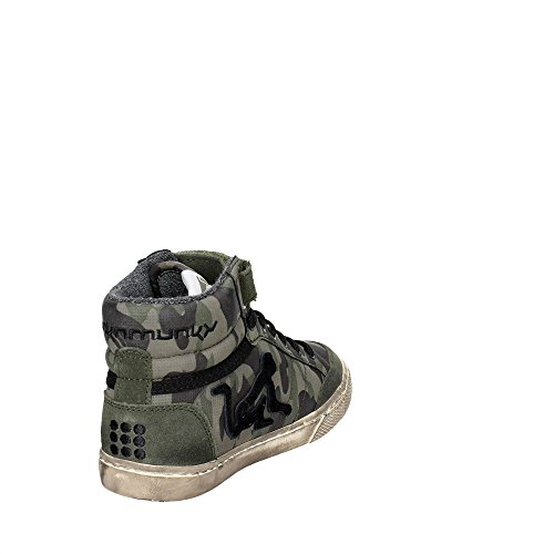 Camu Alto Camouflage Sneaker Boston a Collo DrunknMunky Bambino Zq1AFxW