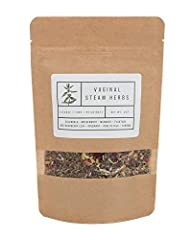 Yoni Steaming | Vaginal Steams | V Steam | Bajos | Chai YokWhat Does My Order Include? One Recyclable 4oz Kraft Bag of Organic, Fair Trade Herbs - Each Package Contains Five Yoni Steams  Detailed Instructions For Setting Up Your Vaginal Steam...